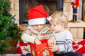 nova godina, porodica, pokloni